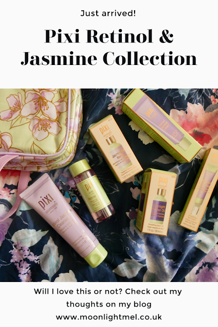 Just Arrived: Pixi Retinol & Jasmine Collection