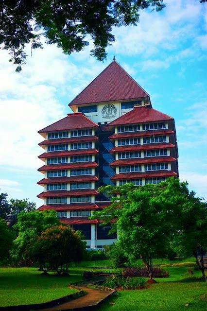 100 Best University in Indonesia in 2021 according to Webometrics
