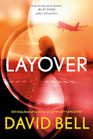 Layover, by David Bell book cover and review