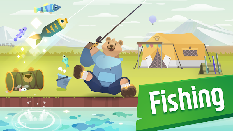 Idle Fishing Diary - Tap Fish