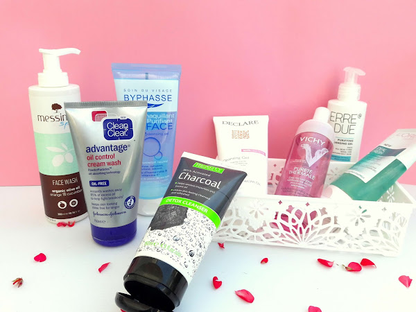 Empties - Cleansers