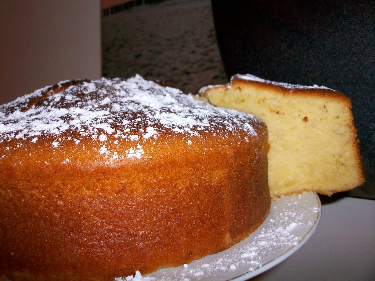Cake Recipes In Pinterest: 365 DAYS OF PINTEREST CREATIONS: Day Forty: Hot Milk Cake