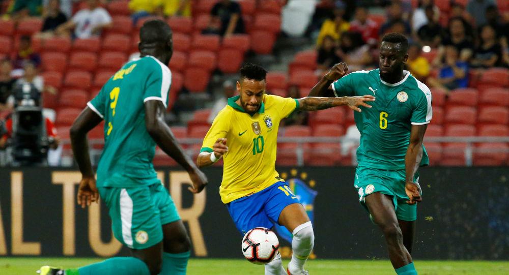 مشاهدة مباراة البرازيل والسنغال بث مباشر اليوم 10-10-2019 في مباراة ودية