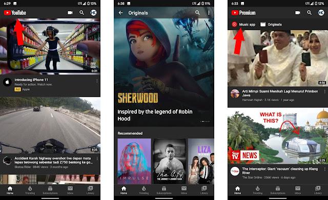 Youtube Premium Dan Youtube Music Sudah Boleh Dilanggan Di Malaysia