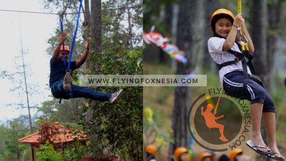 Jasa Pemasangan Flying Fox