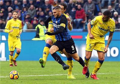 موعد مباراة انتر ميلان وكييفو فيرونا 13-05-2019 فى الدوري الايطالي