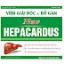 New Hepacardus Phục hồi tế bào gan
