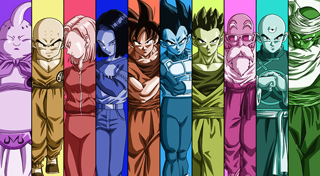 Dragon Ball Super: Titles of episodes 90, 91, 92