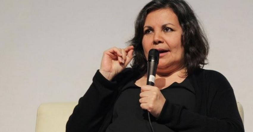Rocío Silva Santisteban solicitó modificar la Ley de Protección Policial - Ley N° 31012