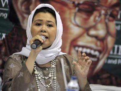 Yenny Wahid Jadi Saksi Banyak Peristiwa Gus Dur Diluar Nalar