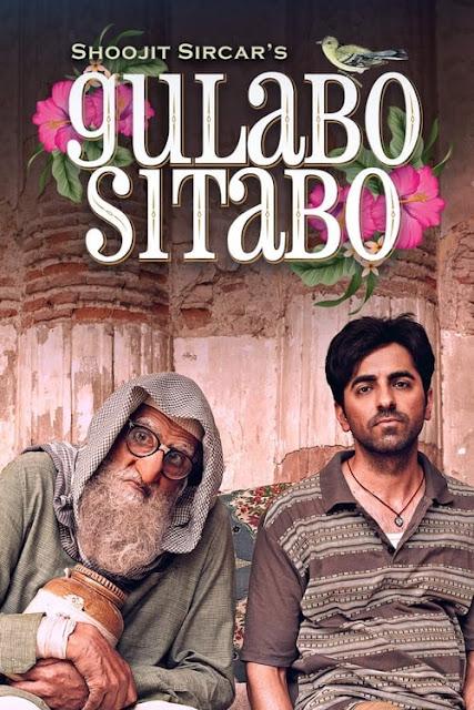 gulabo sitabo release date amazon