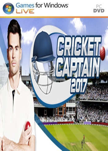 Cricket Captain 2017 PC Full