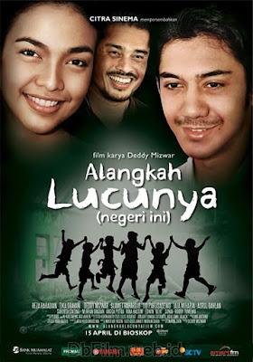 Sinopsis film Alangkah Lucunya (Negeri Ini) (2010)
