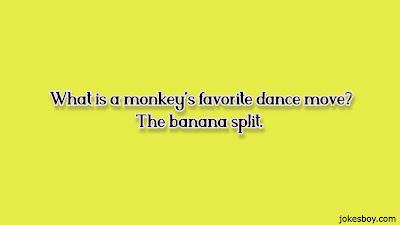 Cool Banana Jokes