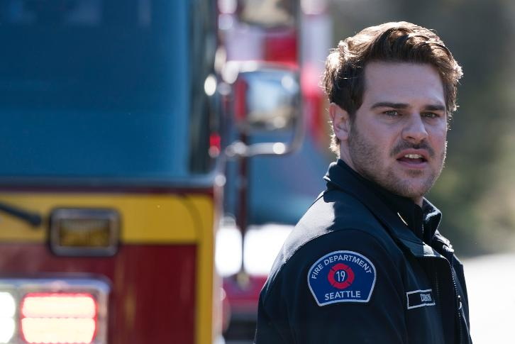 Station 19 - Episode 1.08 - Every Second Counts - Promotional Photos + Press Release