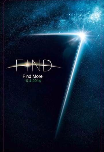 OPPO Find 7 Coming To The Philippines On April 10, 2014