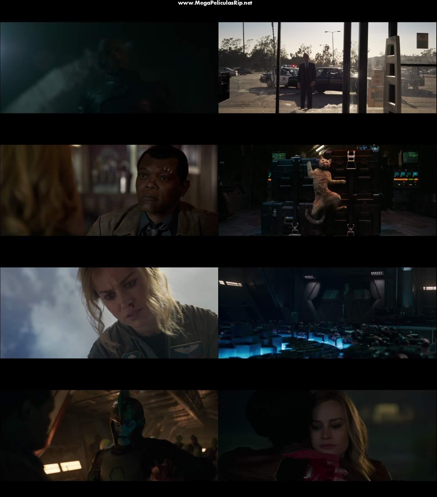 Capitana Marvel 1080p Latino