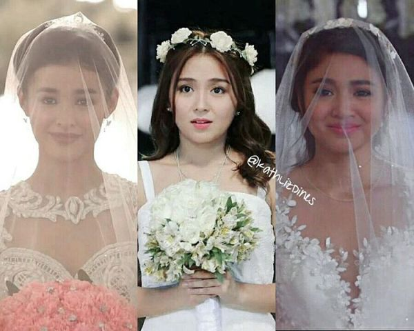 The fairest bride of them all: Liza Soberano, Kathryn Bernardo, Nadine Lustre?