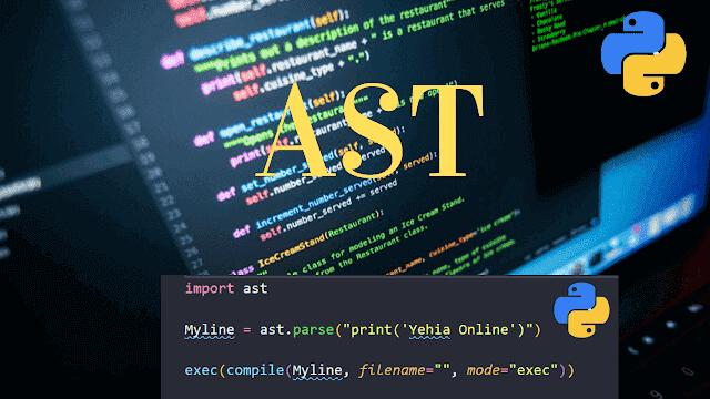 AST In python