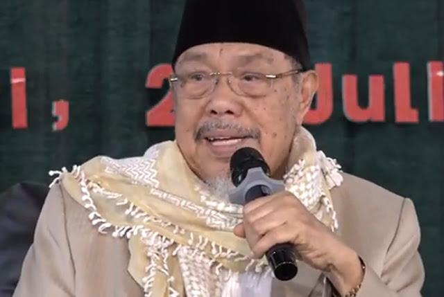 Prof. Dr. KH. M. Tolhah hasan, Imam Ghazali Indonesia