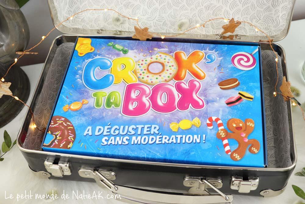 box de bonbons de notre enfance Génération souvenirs
