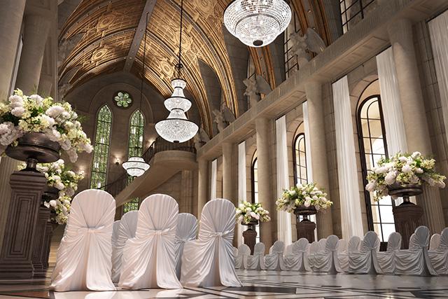 Guía de estilo para invitadas de bodas. Photo from Shutterstock