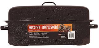 splatter ware roaster