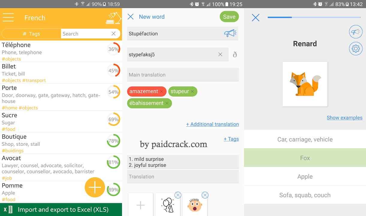 My Dictionary - polyglot Paid Apk 7.0