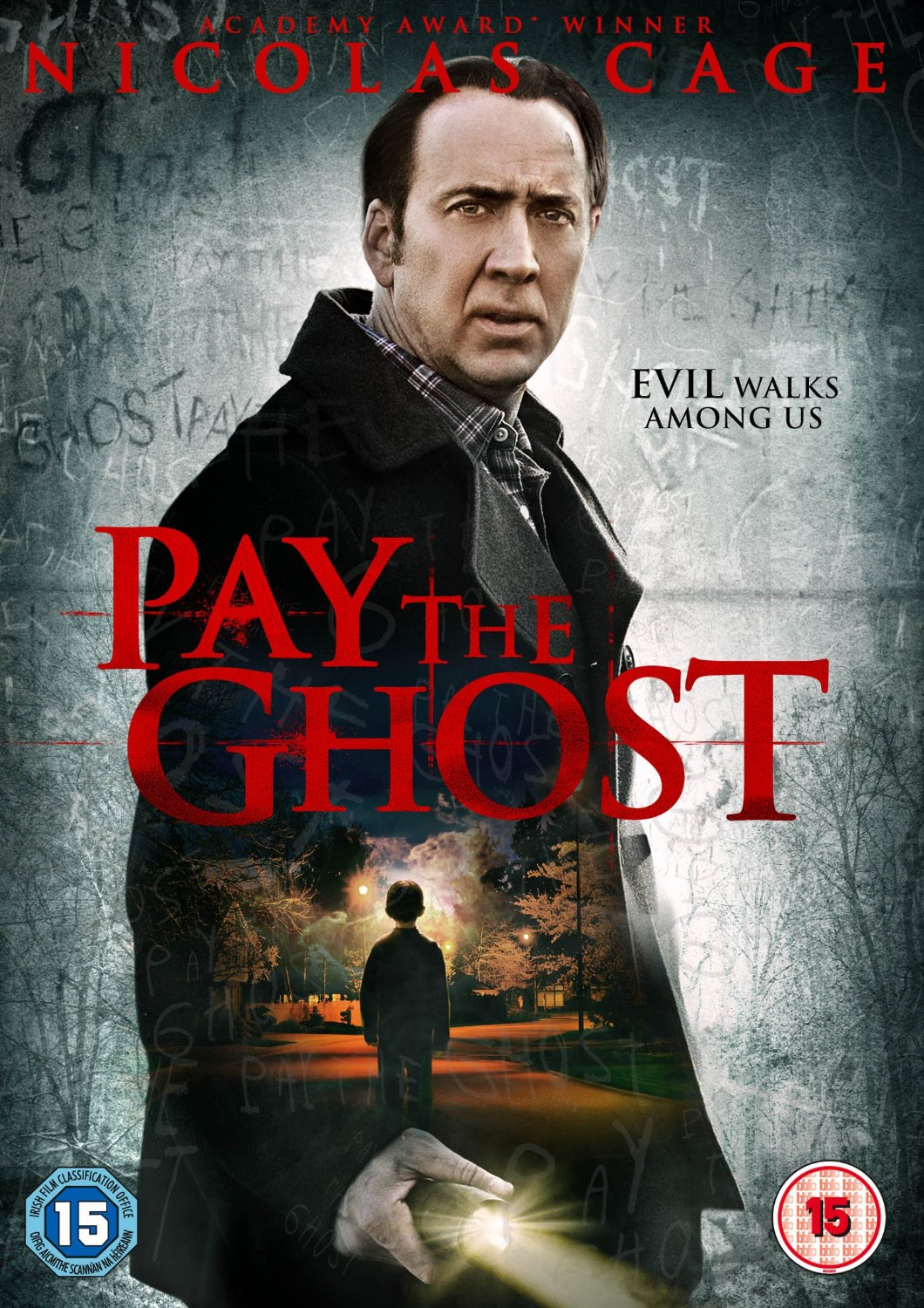 Pay The Ghost Trailer Deutsch