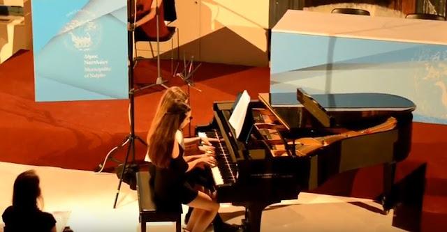 «Νυχτερινό Πεντάγραμμο» από το Μουσικό Σχολείο Αργολίδας (βίντεο)