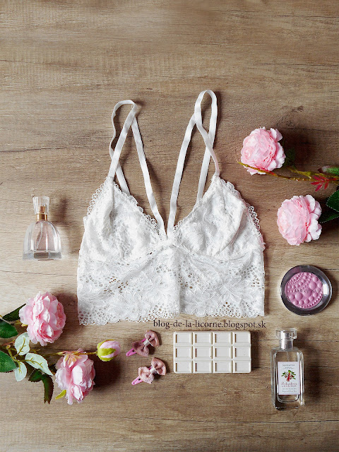 Dresslily See Through Caged Lace Bra Top