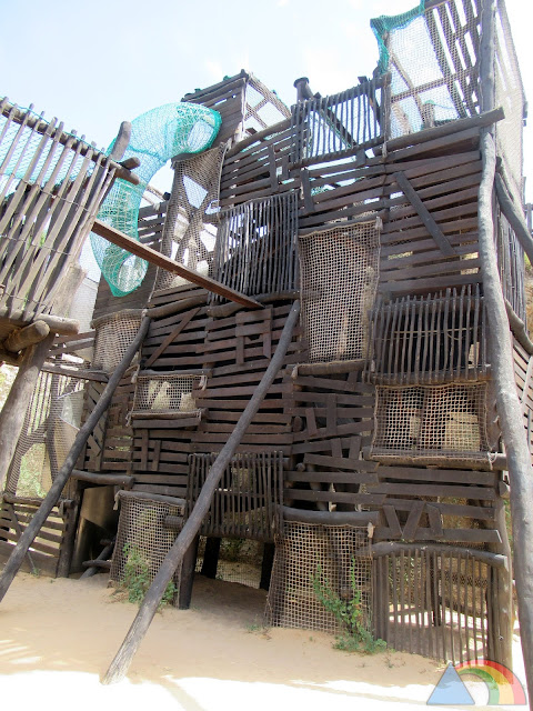 Circuito de actividades para niños en la Paleosenda de Dinópolis