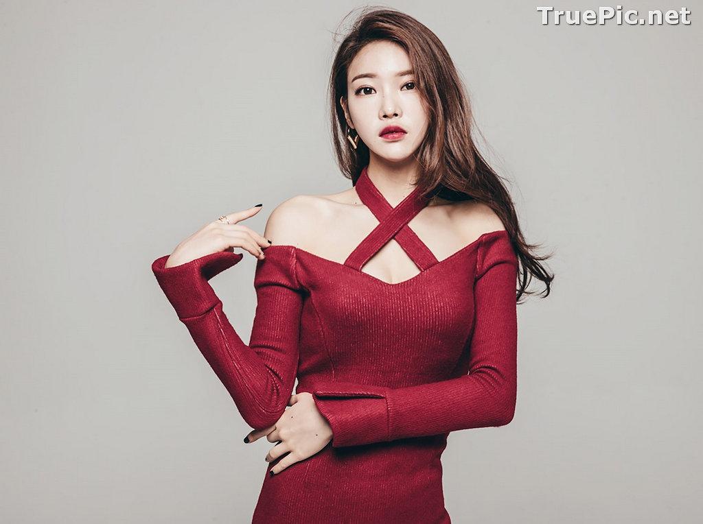 Image Korean Beautiful Model – Park Jung Yoon – Fashion Photography #11 - TruePic.net - Picture-25