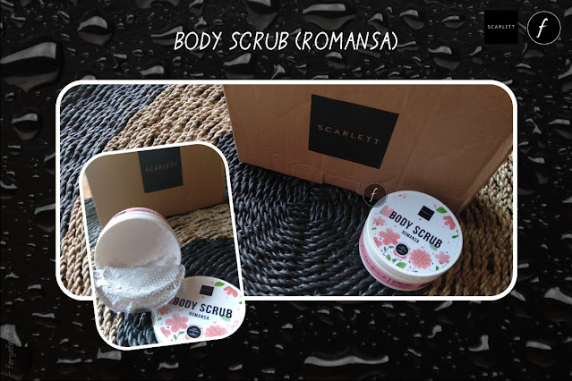 Body Scrub (Romansa) Scarlett