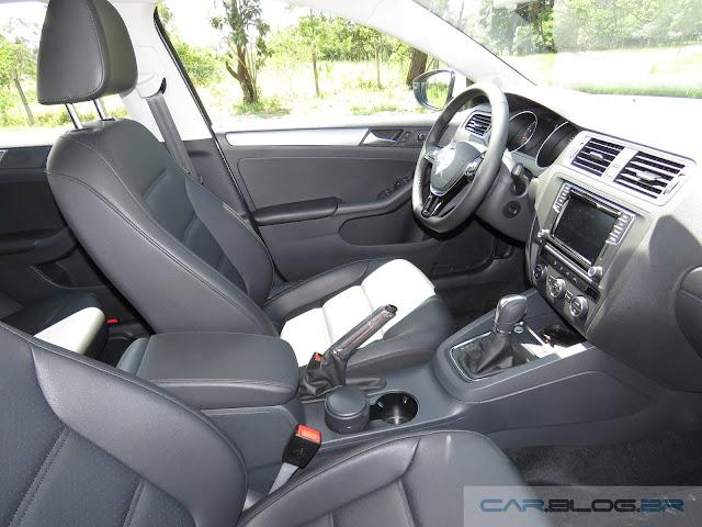 VW Jetta 1.4 TSI 2016 - interior