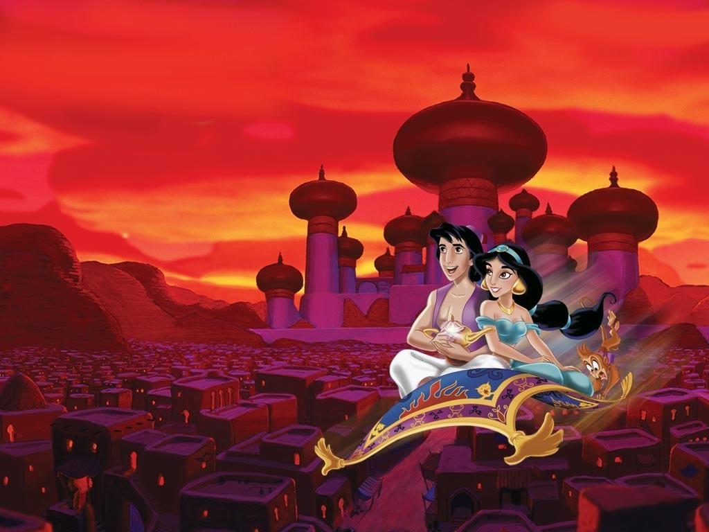 Aladdin: Burlington High School Music Boosters Association: July 2012