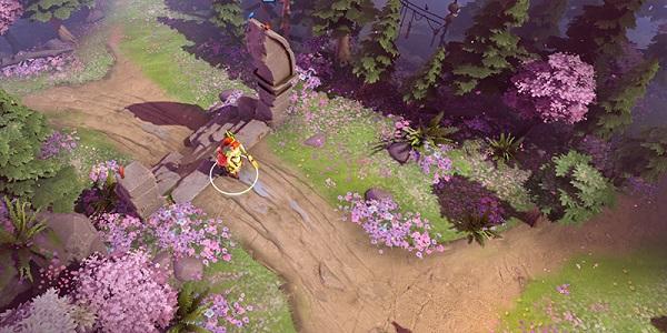 Seasonal Terrain Spring  mod map