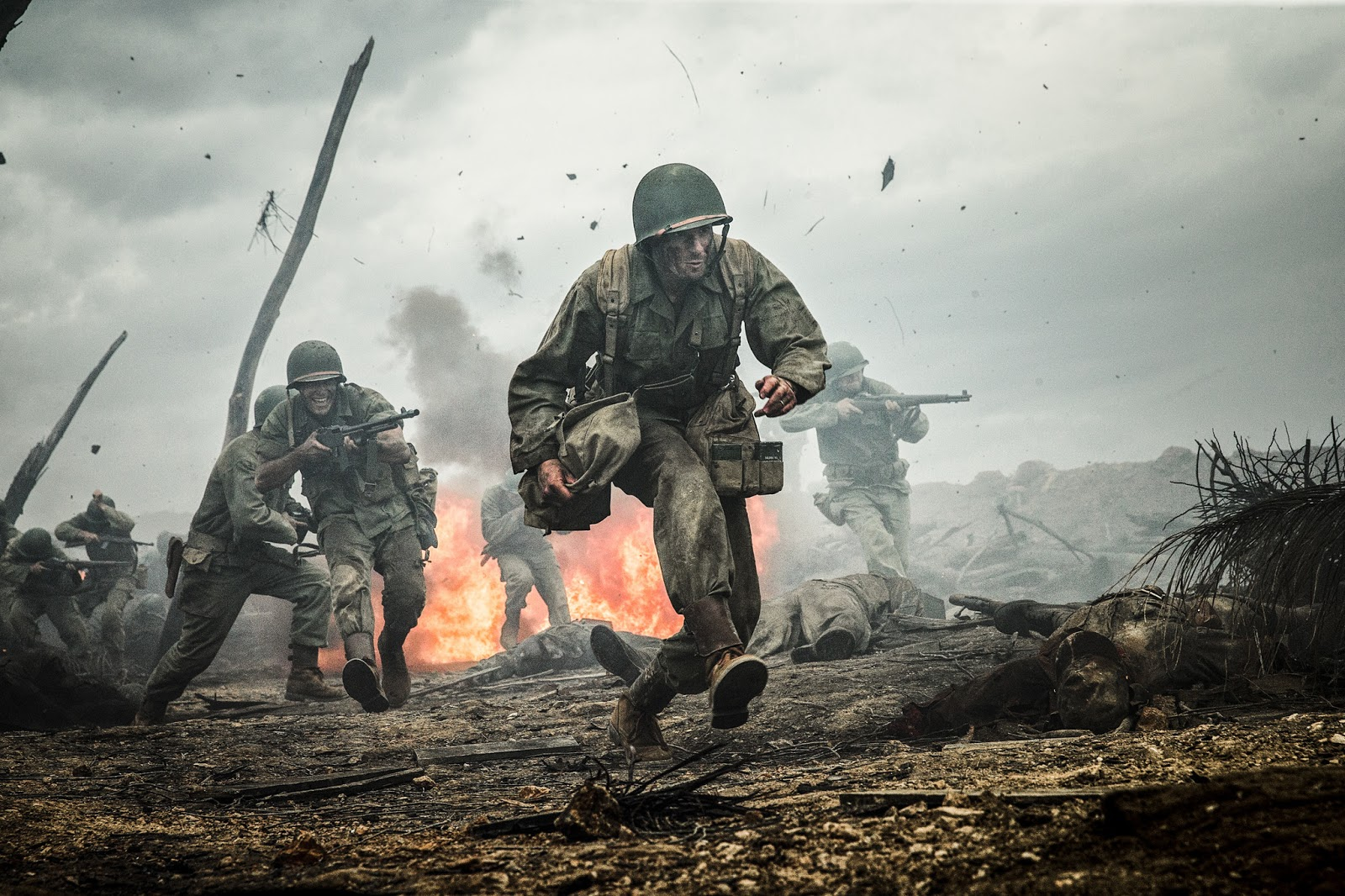 Screenplay, Hacksaw Ridge, 2016, Movie script - Official Website - BenjaminMadeira