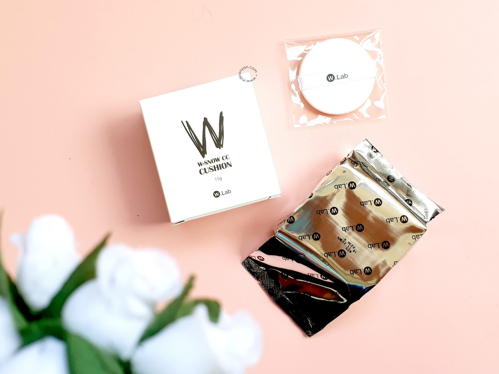 wlab-w-snow-cc-cushion, reviiew-wlab-w-snow-cc-cushion, wlab-w-snow-cc-cushion-review, review-cushion-wlab, review-wlab-cushion-indonesia, review-wlab-cc-cushion