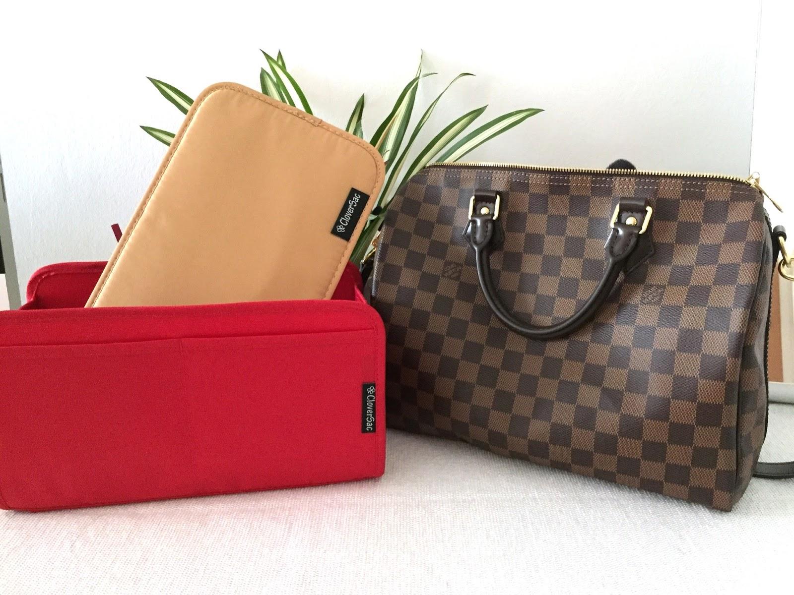 7fb4b45be702 CloverSac Handbag Organizer + Base Shaper    REVIEW - The Beauty ...