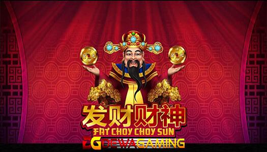 Joker Gaming Fat Choy Choy Sun 20 Ribu