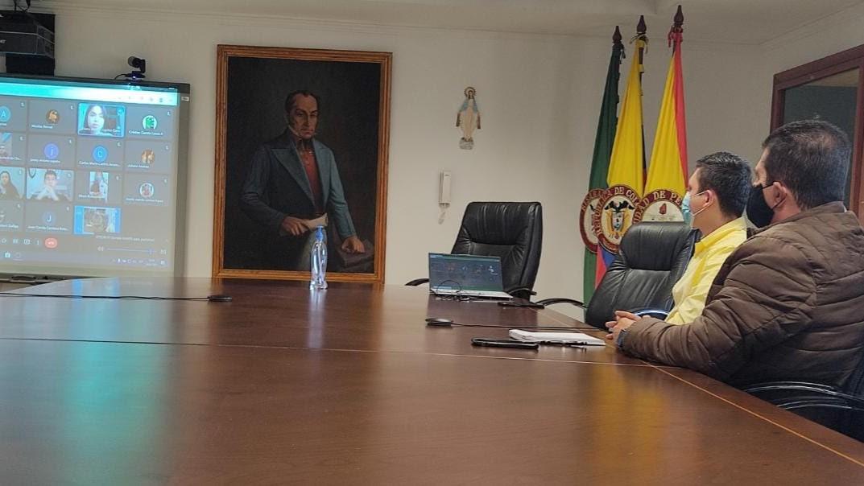 Gobernador de Risaralda anunció estrategias de impacto en los jóvenes
