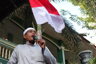 Gelak Tawa Para Santri Dalwa dalam Lomba Kemerdekaan