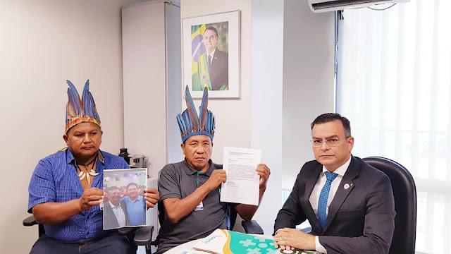 Líderes indígenas rejeitam aliado de Flávio Dino no DSEI Maranhão