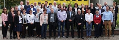 Photo group of participants in this General Meeting, in Düren, Germany