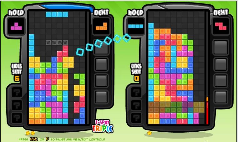 dtet tetris