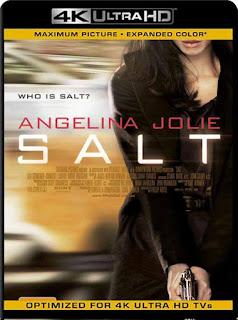 Salt (2010)4K 2160p UHD [HDR] Latino [GoogleDrive]