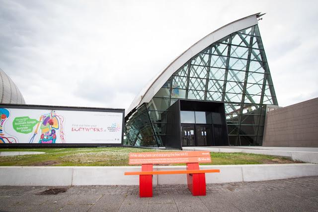 Science center-Glasgow