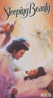 A Bela Adormecida, 1987 - poster