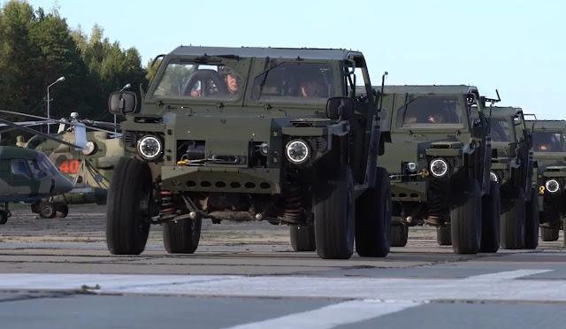 xe chiến đấu Sarmat-2